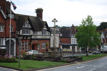 Haslemere, War Memorial, Surrey © N Chadwick